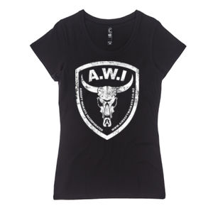 AWI Tee Women - with your name! Thumbnail